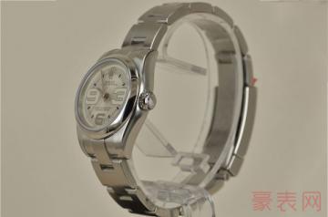 劳力士3万多的表二手卖多少钱