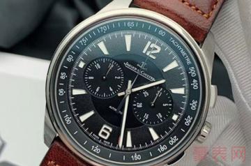 有回收积家手表的最佳途径吗