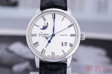 格拉苏蒂手表回收多少钱 此地24h免费估价