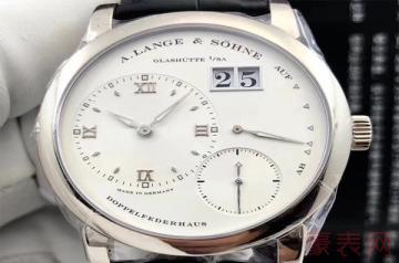 名牌手表回收多少钱 几折较为常见