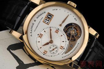 二手朗格手表回收行情是否看涨