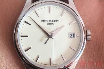 百达翡丽手表回收公司在哪能找到