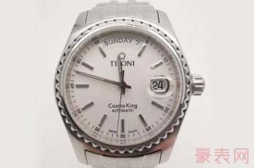 老梅花机械手表回收价格是否较低