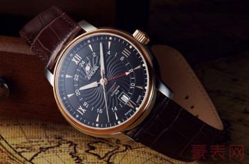 谁能随时掌握英纳格手表回收价格