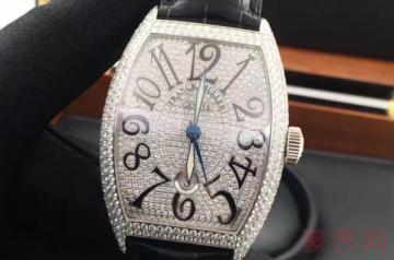 全新的法穆兰手表回收价格可观吗