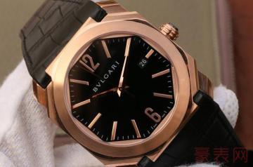 二手手表回收报价主要依据三点