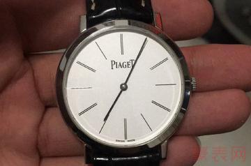 二手伯爵手表回收价格查询应该怎么找