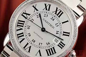 哪家回收卡地亚手表价格高一些