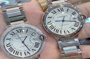 高价回收卡地亚手表能有8折吗