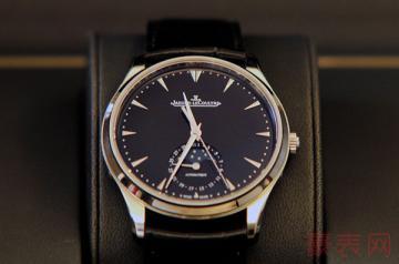 高档二手手表回收价格还有转机吗