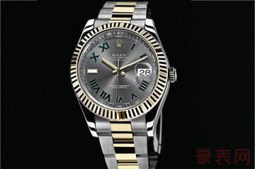 劳力士专柜回收以前卖出去的手表吗
