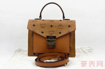 五千八买的mcm二手包能卖多少钱