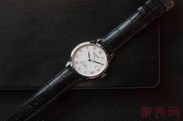 哪有天梭手表回收的专业评估师
