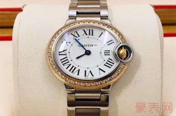 哪里高价回收卡地亚手表拍手叫好