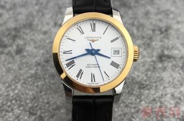 几十年前的老款手表回收价还有五折可言吗
