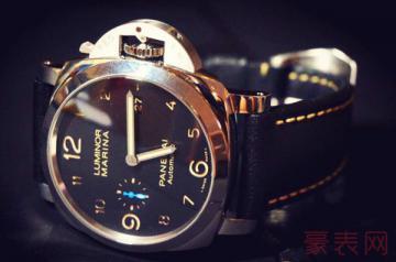 沛纳海1359手表回收几折怎么算的