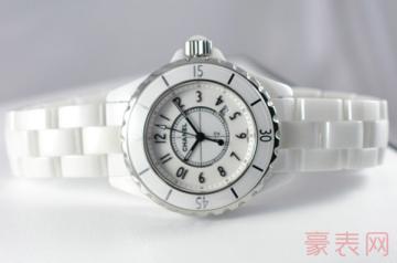 香奈儿手表回收几折不单看成色
