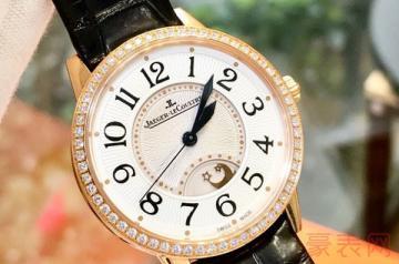 积家月相二手表拿去回收能卖多少钱