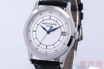 百达翡丽5296二手表回收价格多少