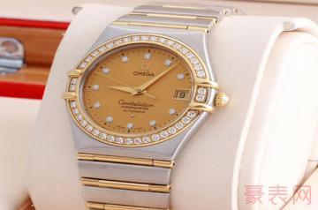 欧米茄160周年纪念款手表能卖多少钱