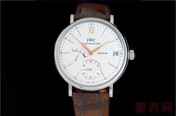 最近的二手手表回收价格怎么样