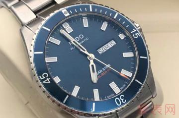 美度领航者手表回收价位最高几折