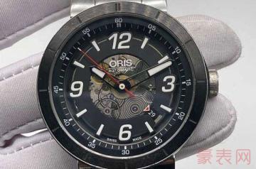在哪回收豪利时手表价格给的更理想