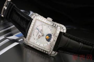 排名前五的手表回收价是多少钱