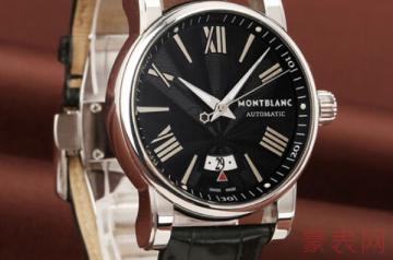 3万8买的万宝龙手表回收多少钱