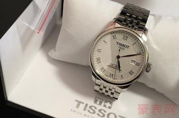 天梭力洛克二手手表回收价格行情如何