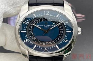 哪里有高效好价的二手表回收店