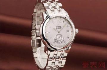 梅花707sc手表的回收价格怎么判断