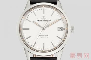 劳力士跟积家手表回收哪个比较保值些
