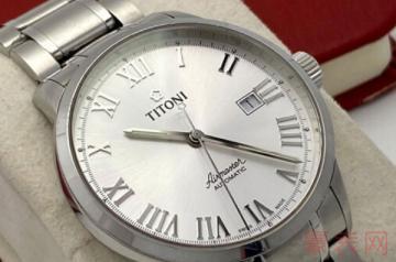 梅花牌男士手表有被回收的几率吗
