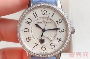 标价14万的积家手表回收多少钱