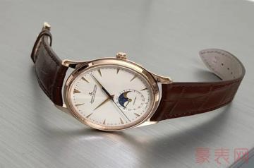 回收积家手表商家有什么重点要说