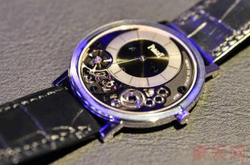 原价二十万的伯爵手表能卖多少钱