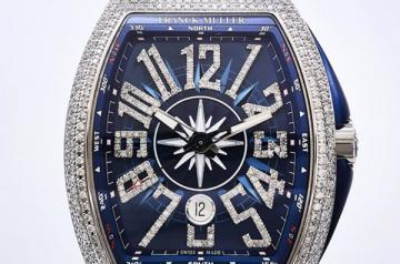 法兰克穆勒手表在哪回收才有高报价