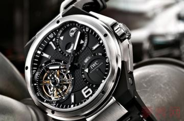 在专柜一千一买的手表回收多少钱
