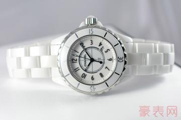 回收手表时香奈儿手表回收价格怎么算