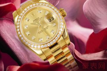 黄金手表去哪里回收流程可简单化