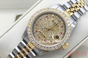 二手劳力士女款手表回收价格是多少