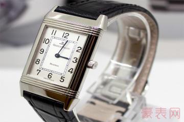 戴了两年的手表回收价格最低多少