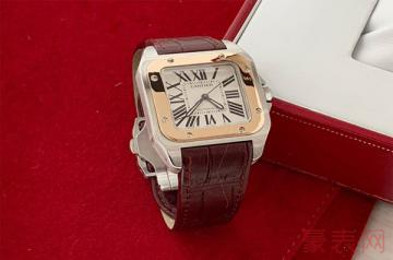 有划痕的卡地亚手表能回收吗