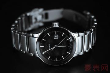 雷达晶萃系列的手表二手可以卖多少