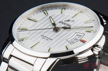 二手老款英纳格手表回收价格如何