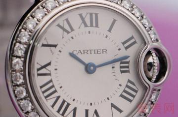 全新卡地亚蓝气球手表回收价格是多少