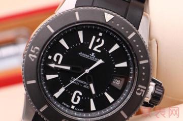 二手积家手表最高能达到几折回收