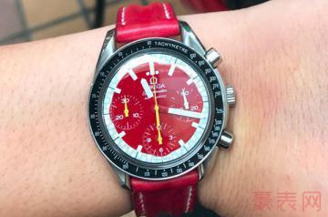 闲置在家的二手品牌手表回收多少钱