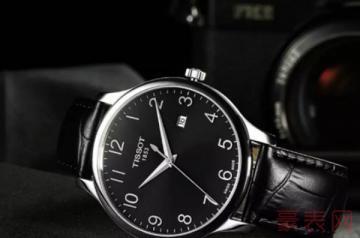 用了两年半的天梭手表能卖多少钱